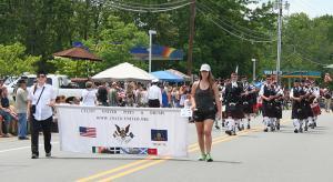 Memorial Day Parade - Blairstown 2017